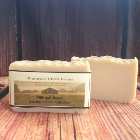 Milk and Honey Goat Milk Soap