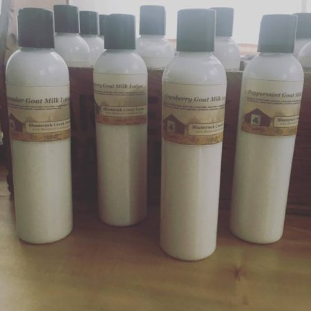 Goat Milk Lotions